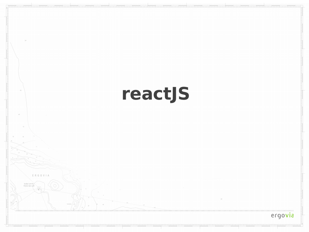 React – What and why?