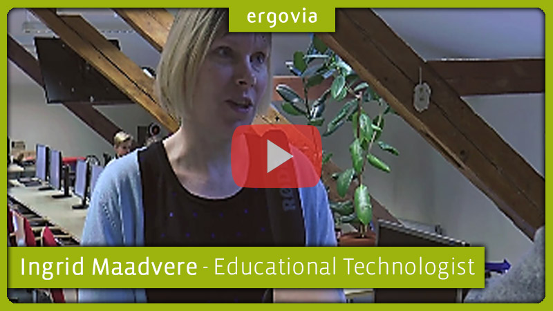 Video - Interview mit Ingrid Maadvere - Educational Technologist